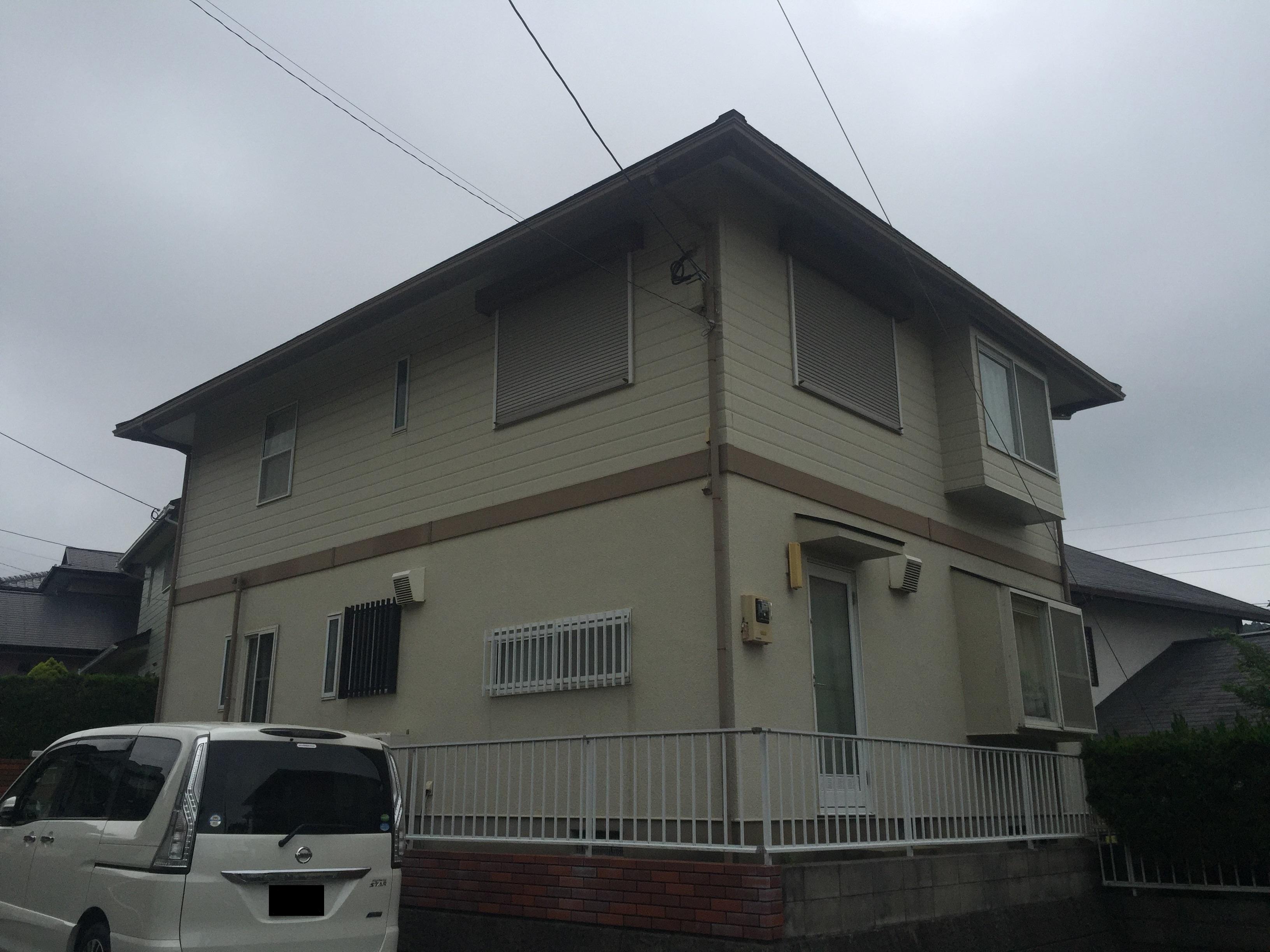長崎市T様邸(外装リフォームほか)